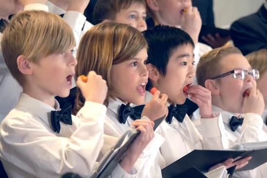 Ghost Peppers Choir