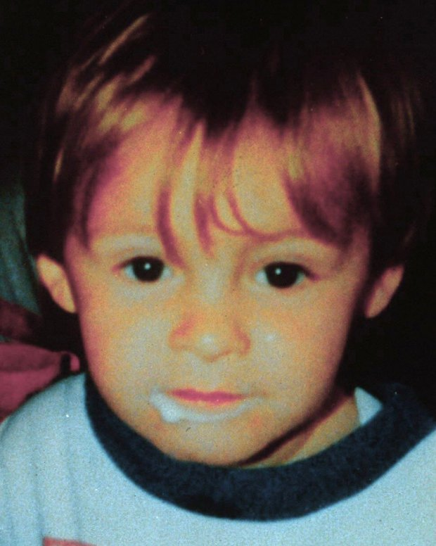 JAMES BULGER MURDER