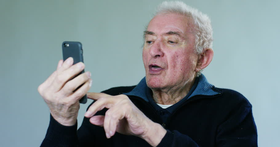Old Man phoneOld Man phone