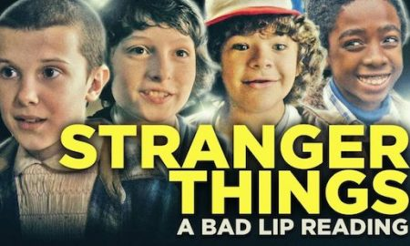 Stranger Things Bad Lip Reading