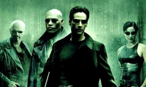 The Matrix Green Code