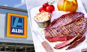 Aldi Big Daddy Steak