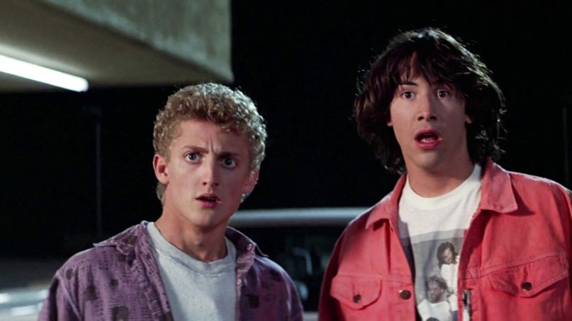Bill And Ted 1