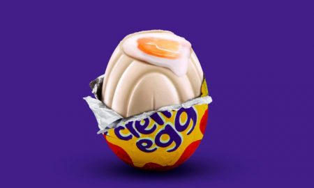 Cadbury White Egg