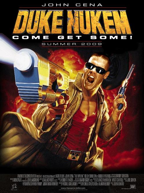 Cena Duke Nukem