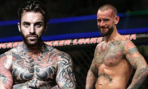 Cmp Punk Aaron Chalmers