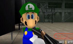 Goldeneye Mario 64