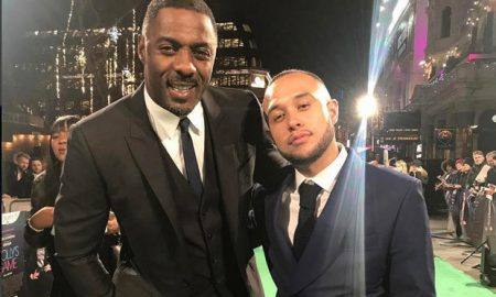 Idris Elba Jax Jones