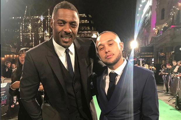Idris Elba Jax Jones