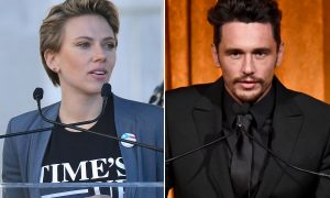 James Franco Scarlett Johnasson