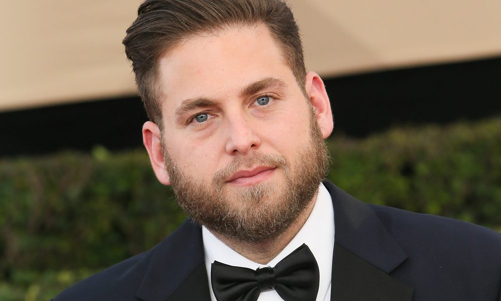 jonah hill has long blonde hair and a beard in his new movie  u2013 sick chirpse