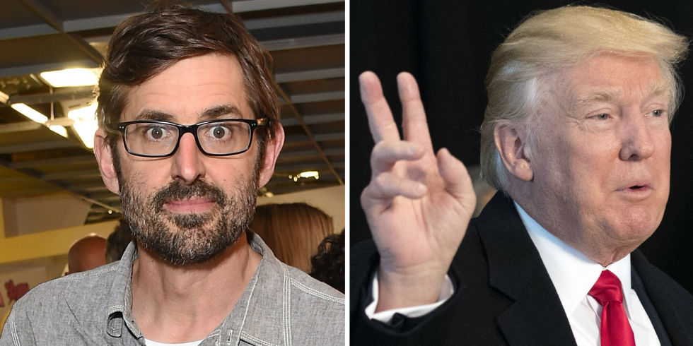 Louis Theroux Trump