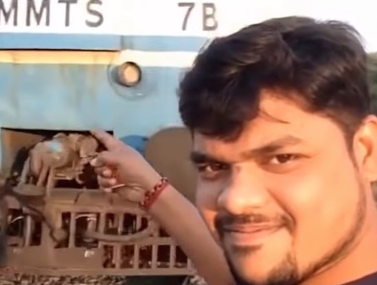 Selfie Train