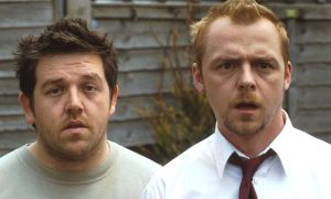 Simon Pegg nick Frost