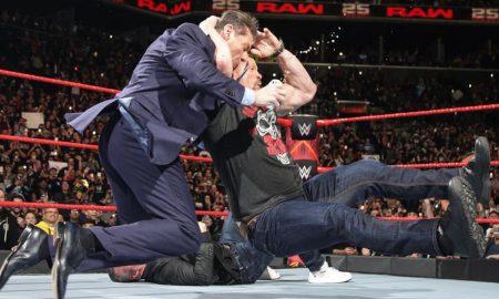 Stone Cold Vince McMahon
