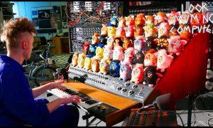 Furby Organ