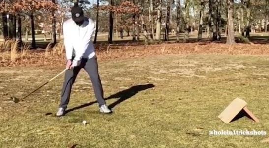 Golf Trick Shots