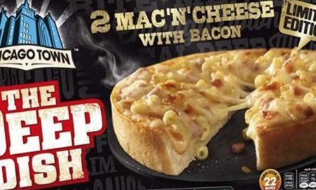 Mac N Cheese Pizza 1
