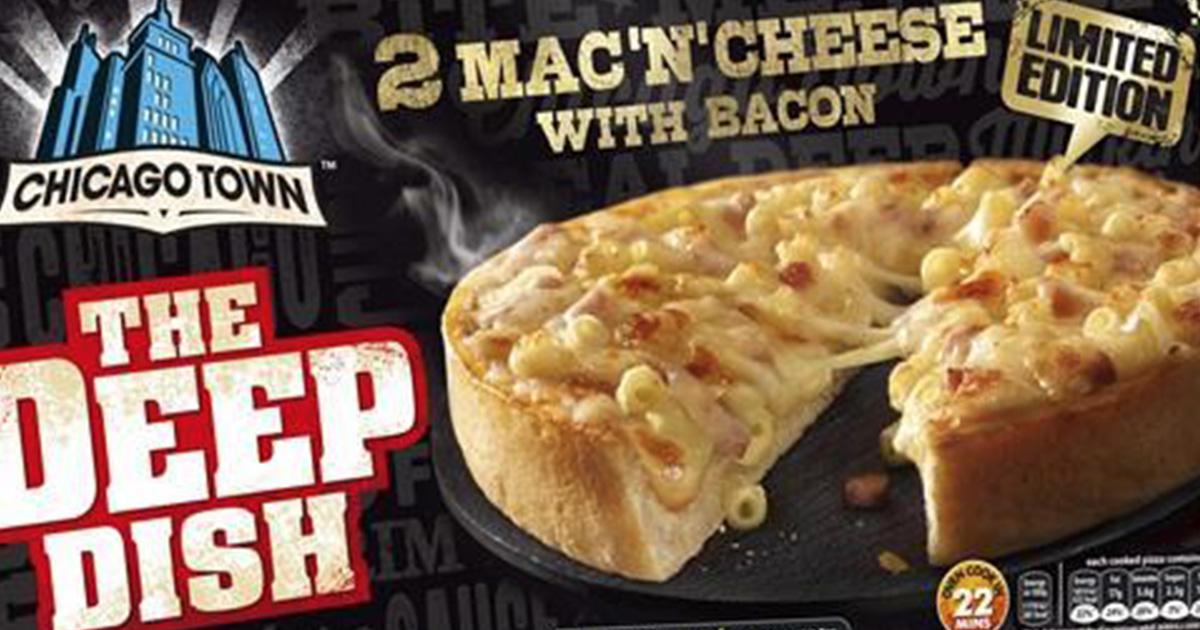 Mac N Cheese Pizza 1