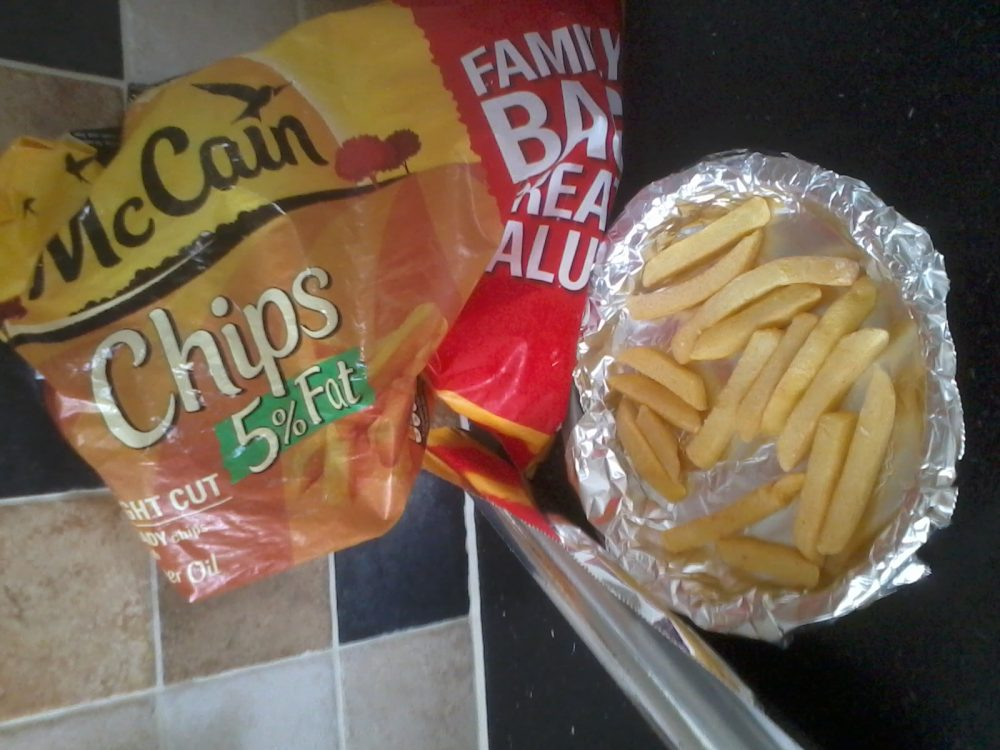 Nando's Admit They Use McCain Oven Chips In Their Meals