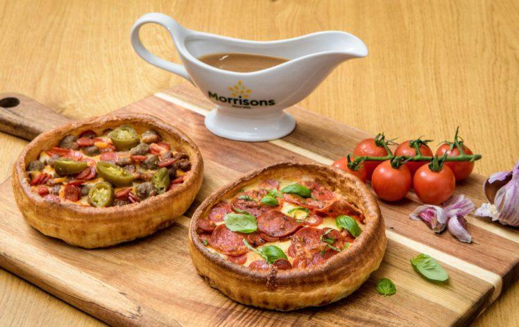 Morrisons Yorkshire Pie Pizza