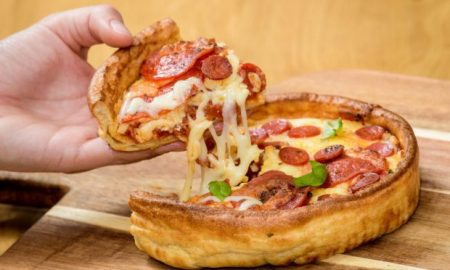 Morrisons Yorkshire Pudding Pizza 1