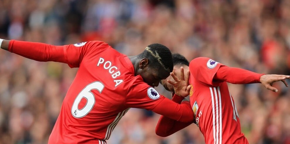 Pogba And Lingard