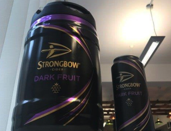 Strongbow Dark Fruits