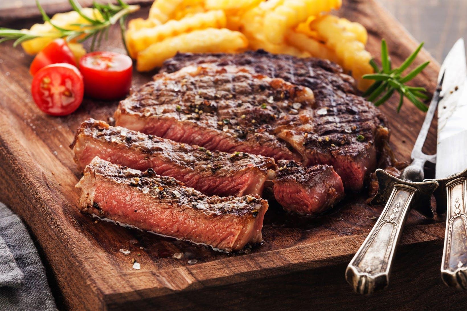 Aldi Big Daddy Steak