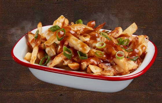 Chips Cheese And Gravy