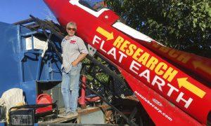 Flat Earth Rocket