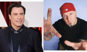 Fred Durst John Travolta