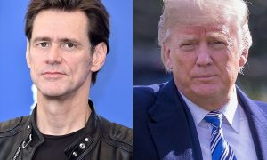 Jim Carrey Donald Trump
