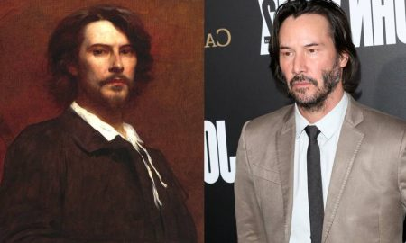 Paul Mounet Keanu Reeves