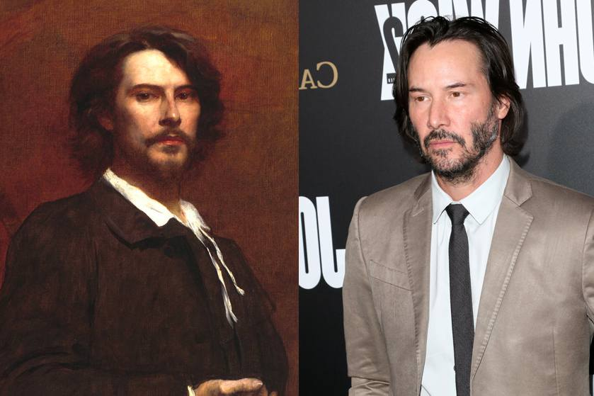 People Think That Keanu Reeves Is Immortal Thanks To This