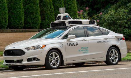 Self Driving Uber Car