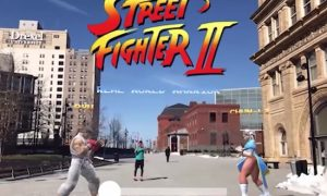 Street Fighter 2 AR