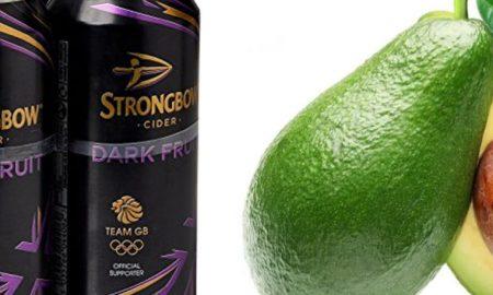 Strongbow Avocado