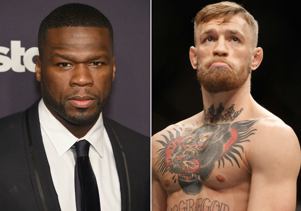 50 Cent Calls Out Conor Mcgregor For Cheating On His Girlfriend Sick Chirpse