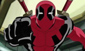Animated Deadpool