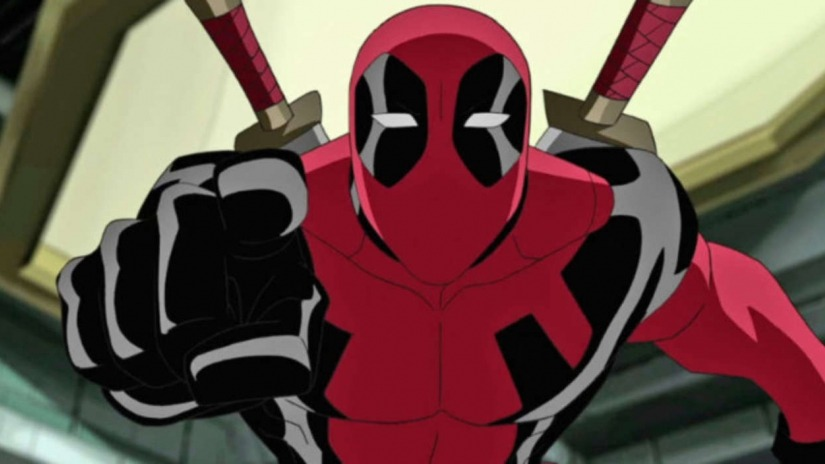 Animated Deadpool