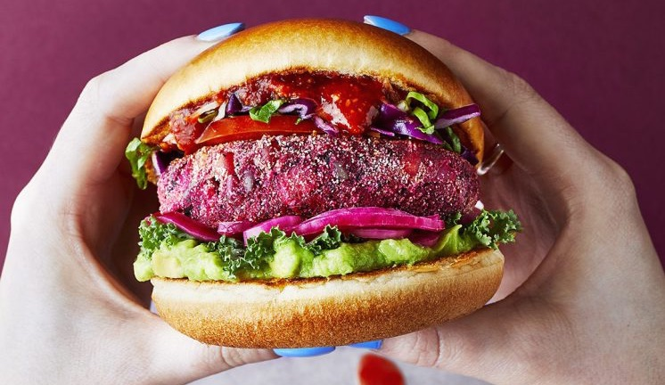 Byron Vegan Burger