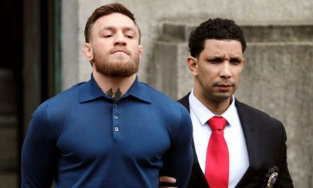 Conor Arrest