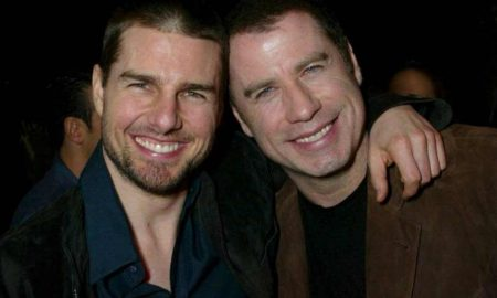 John Travolta Tom Cruise