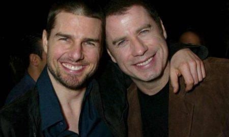 John Travolta Tom Cruise