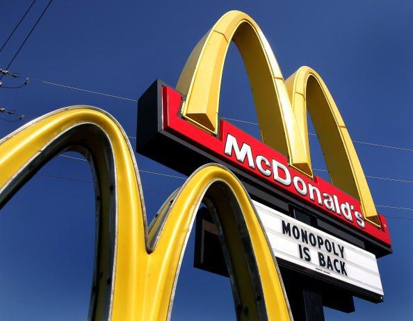 McDonald's Monopoly