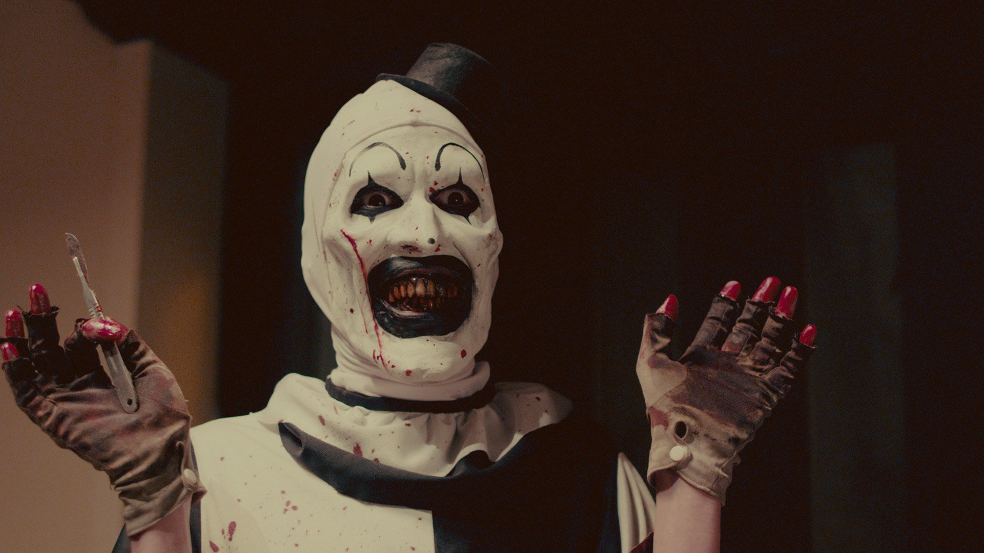 Terrifier looks like the ultimate killer clown movie for Killer clown movie