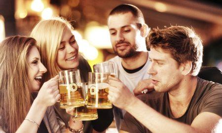 Drinking Pub Friends
