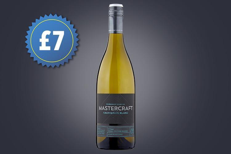 Morrisons £7 Wine