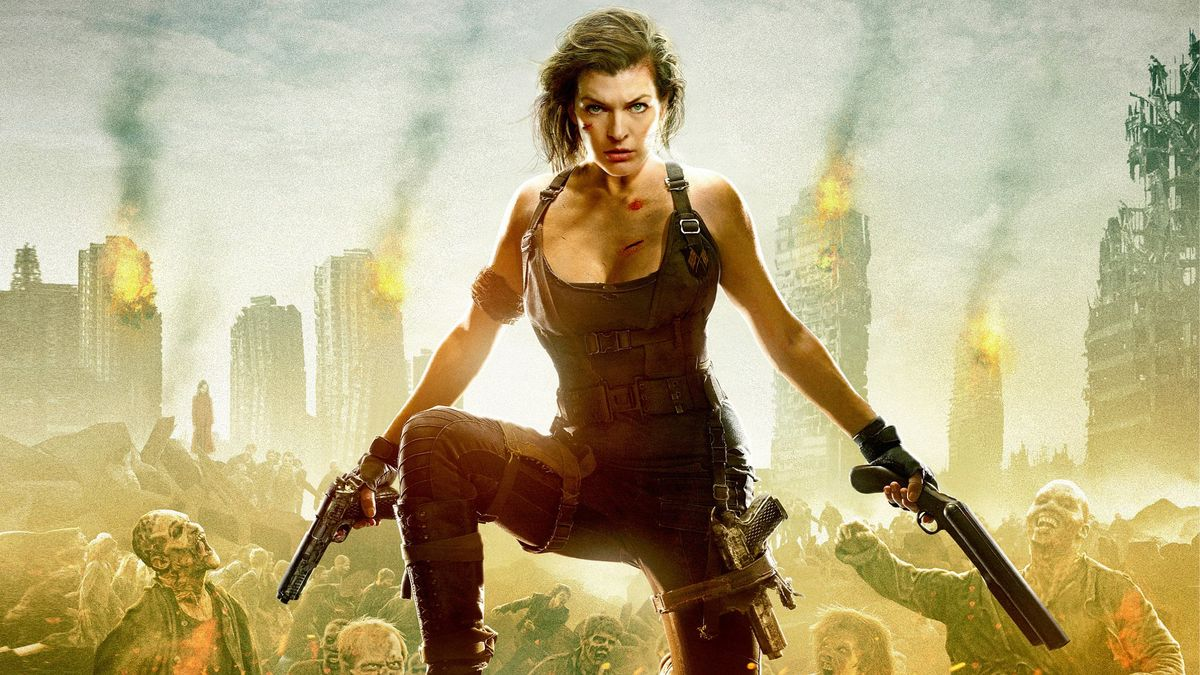 the resident evil reboot could take the form of a tv series sick